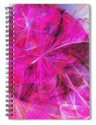 Fascination Spiral Notebook