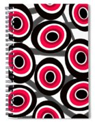 Fashion Spots  Spiral Notebook