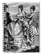 Fashion: Womens, 1874 Spiral Notebook