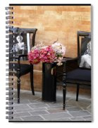 Fashionable Furniture Spiral Notebook