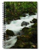 Fast Water Spiral Notebook
