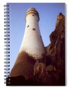 Fastnet Rock, County Cork, Ireland Spiral Notebook