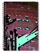 Father And Son Reunion Spiral Notebook