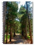 Faulkner's Front Porch Spiral Notebook