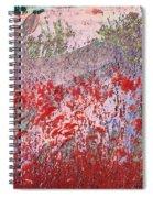 Fawns Hiding In Grass Spiral Notebook