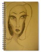 Fawny Eyes Spiral Notebook
