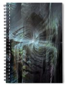 Fear Of The Unknown Spiral Notebook