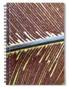 Feather Or Fern Spiral Notebook