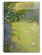 Featherplay Spiral Notebook