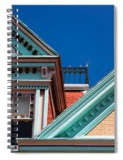 Features Of Casa Cayo Hueso Spiral Notebook