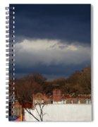 February 8 2011 Spiral Notebook
