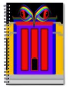 Fed Spiral Notebook