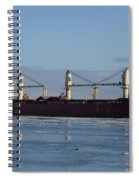 Federal Phine Spiral Notebook