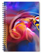 Feed Your Head Spiral Notebook