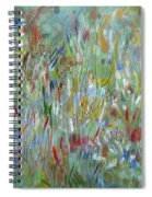 Feeling Your Way Spiral Notebook