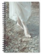 Feet In Water Spiral Notebook