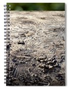 Fell By The Mighty Bark Beetle Spiral Notebook