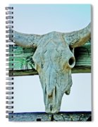 Fence Decor Ranch Style Spiral Notebook