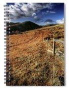 Fencelines Spiral Notebook