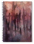 Fences Spiral Notebook