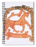 Fenrir Spiral Notebook
