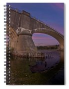 Fernbridge Dusk Spiral Notebook