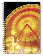 Ferris Wheel And Other Rides, Derry Spiral Notebook