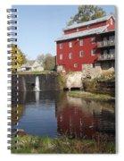 Fertile Mill Spiral Notebook