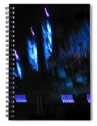 Festival Of Hope- Vilnius 2011 Spiral Notebook