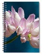 Fetch Flower Spiral Notebook