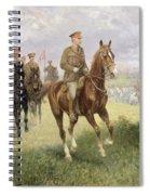 Field Marshal Haig Spiral Notebook
