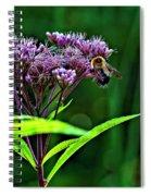 Field Worker Spiral Notebook