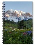 Fields Of Beauty Spiral Notebook