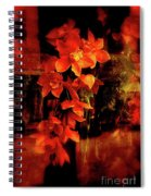Fiery Ladies Spiral Notebook