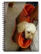 Fifi Goes To Market Spiral Notebook