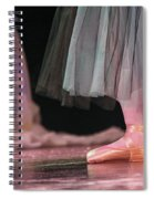 Fifth Position Spiral Notebook