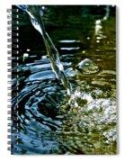 Fill Er Up Spiral Notebook