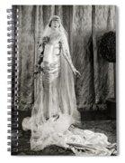 Film: Fair Lady, 1922 Spiral Notebook