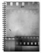 Film Negatives  Spiral Notebook