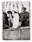 Film Still: Rookies, 1927 Spiral Notebook