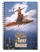 Film: The Thief Of Bagdad: Spiral Notebook