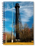Finns Point Light Spiral Notebook