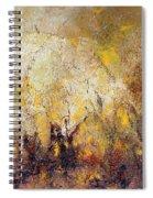 Fire Bugs Spiral Notebook