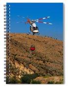 Fire Fighting Spiral Notebook
