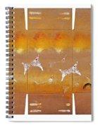 Fire Flight Spiral Notebook