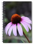 Fire Flower Spiral Notebook
