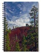 Fire Lookout II Spiral Notebook