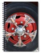 Fire Truck Spinners Spiral Notebook