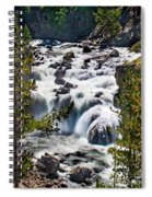 Firehole River IIi Spiral Notebook
