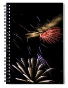 Fireworks Fun 2 Spiral Notebook